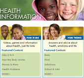Kids Health Library