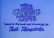 The Giving Tree on YouTube