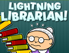 Lightning Librarian!