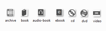 Format Icons