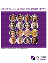 Metropolital Detroit Race Equity Report