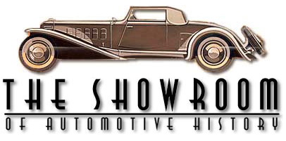 The Showroom of Automotive History